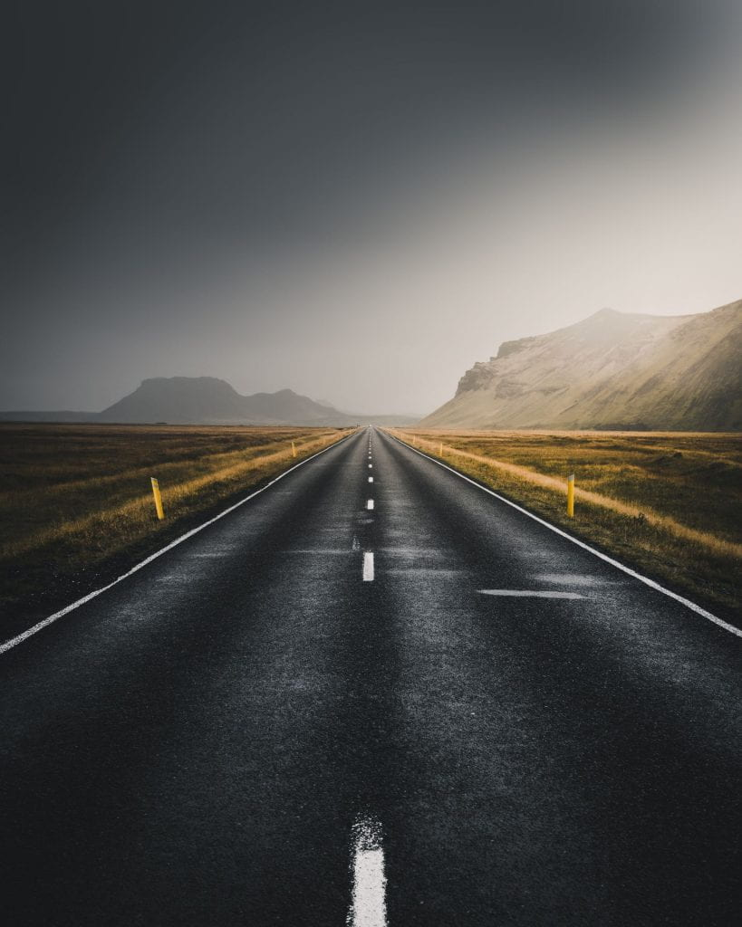 picture of highway