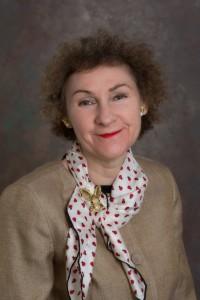 Publicity Photo of Margaret Stetz