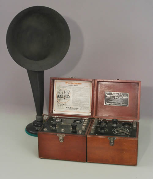 Westinghouse Model RS Radio Receiver photo by jschneid on Flickr-001