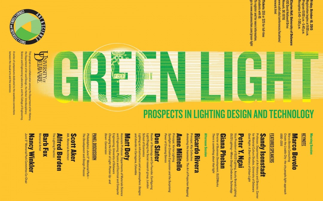 Green Light: Prospects in Lighting Design and Technology