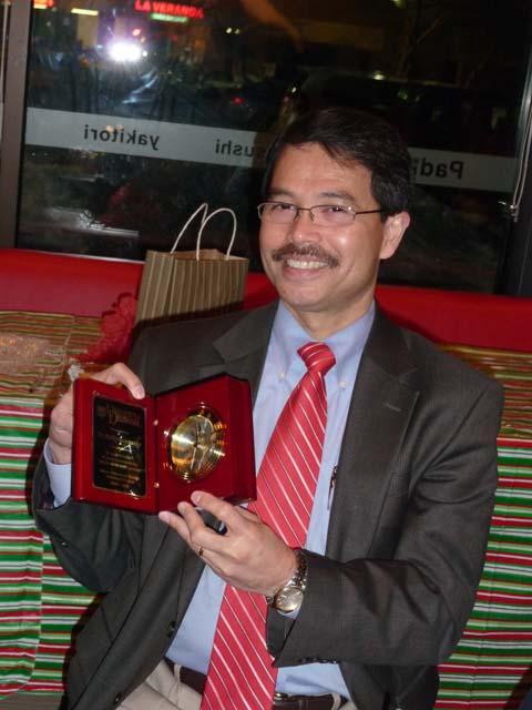 Dr. Gempesaw PADI Feb 2011