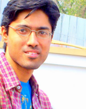 PhD student Sonaljit Mukherjee