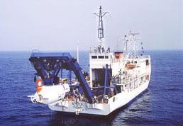File photo of R/V Natsushima