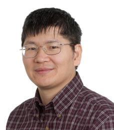 Hengyong Yu headshot