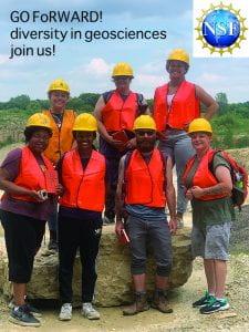 GO FoRWARD- diversity in Geosciences link