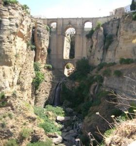 city of Ronda