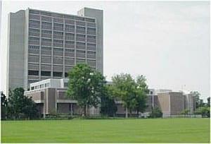 EMS building