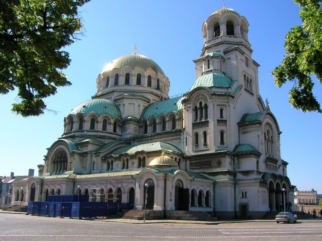 St. Aleksandar Nevskii Cathedral, Sofia, Bulgaria, June 2005