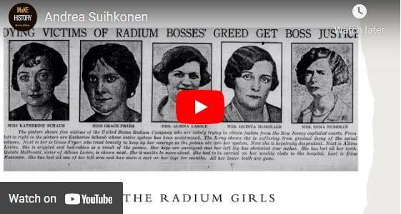 """Atomic Panacea: The Radium Fad of the Early 20th Century"""