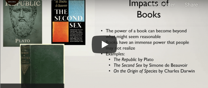 """""""The Impact of The Feminine Mystique: How One Book Can Change Society"""""""