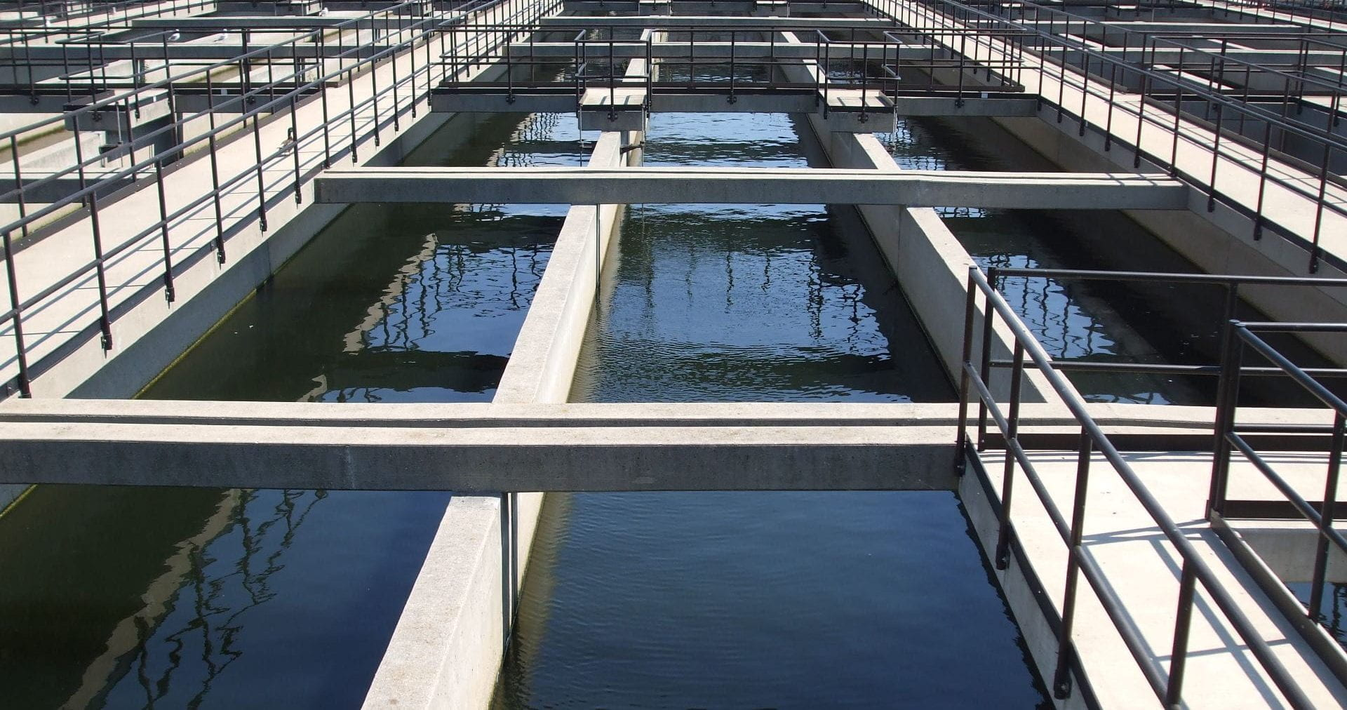 Wastewater treatment facility, Milwaukee