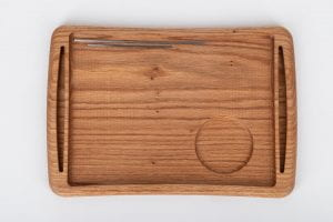 Tea Tray from series of work called