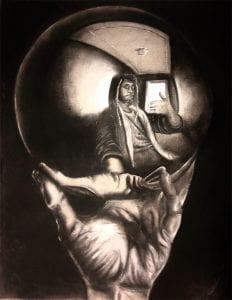Mirrored Sphere