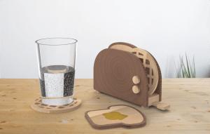 Coaster Toaster