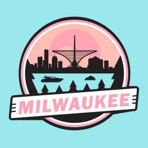 Milwaukee City Badge