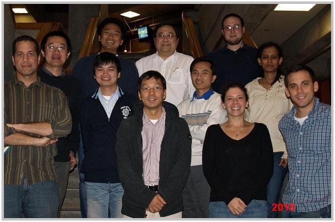 Lab group 2010