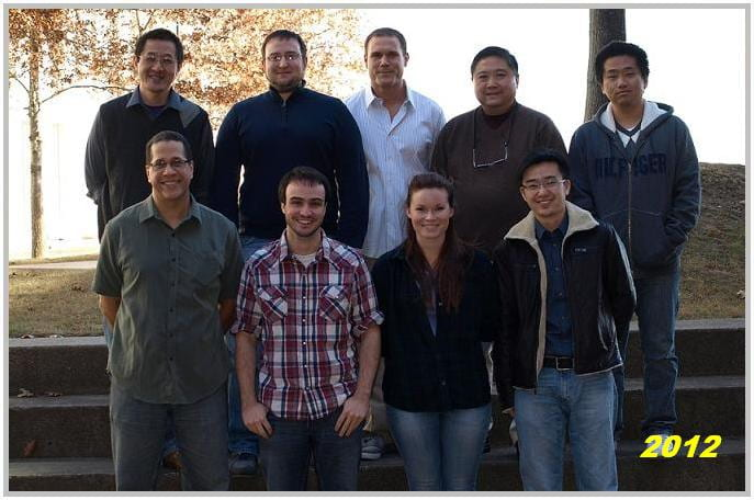 Lab group 2012