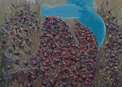 """Brambles"" by Melissa Hilmer"