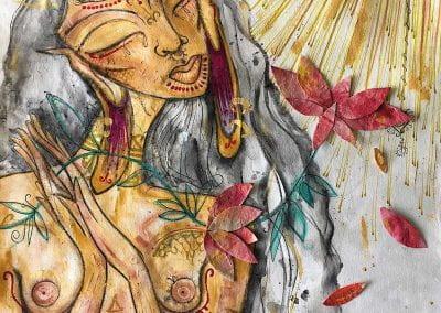 """Enlightenment after Self-War"" by Gabrielle Tesfaye"