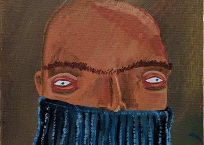 """Dan the Man"" by Lukas McCrary"