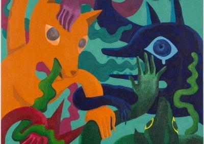 """Convoluted"" by Josiah Ellner"
