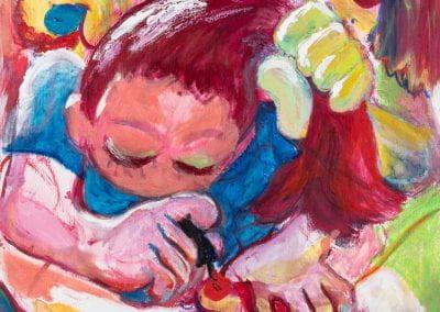 """Brush"" by Meg Selkey"