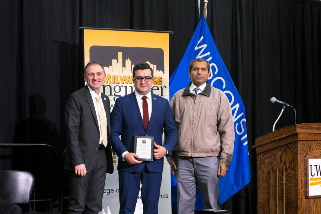 Amin Zarandi Award