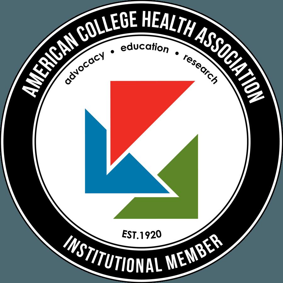 American College Health Association seal