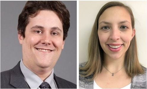 New Faces in ITS: Steve Stratoti & Jessica Storey