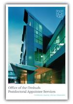 Postdoctorals Ombuds Services