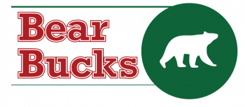 Bear Bucks Logo