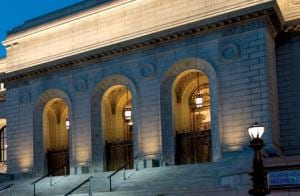 Renovated Saint Louis Library