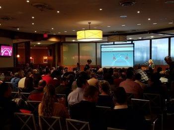 Dean Aagaard kicks off the Curriculum Renewal Retreat