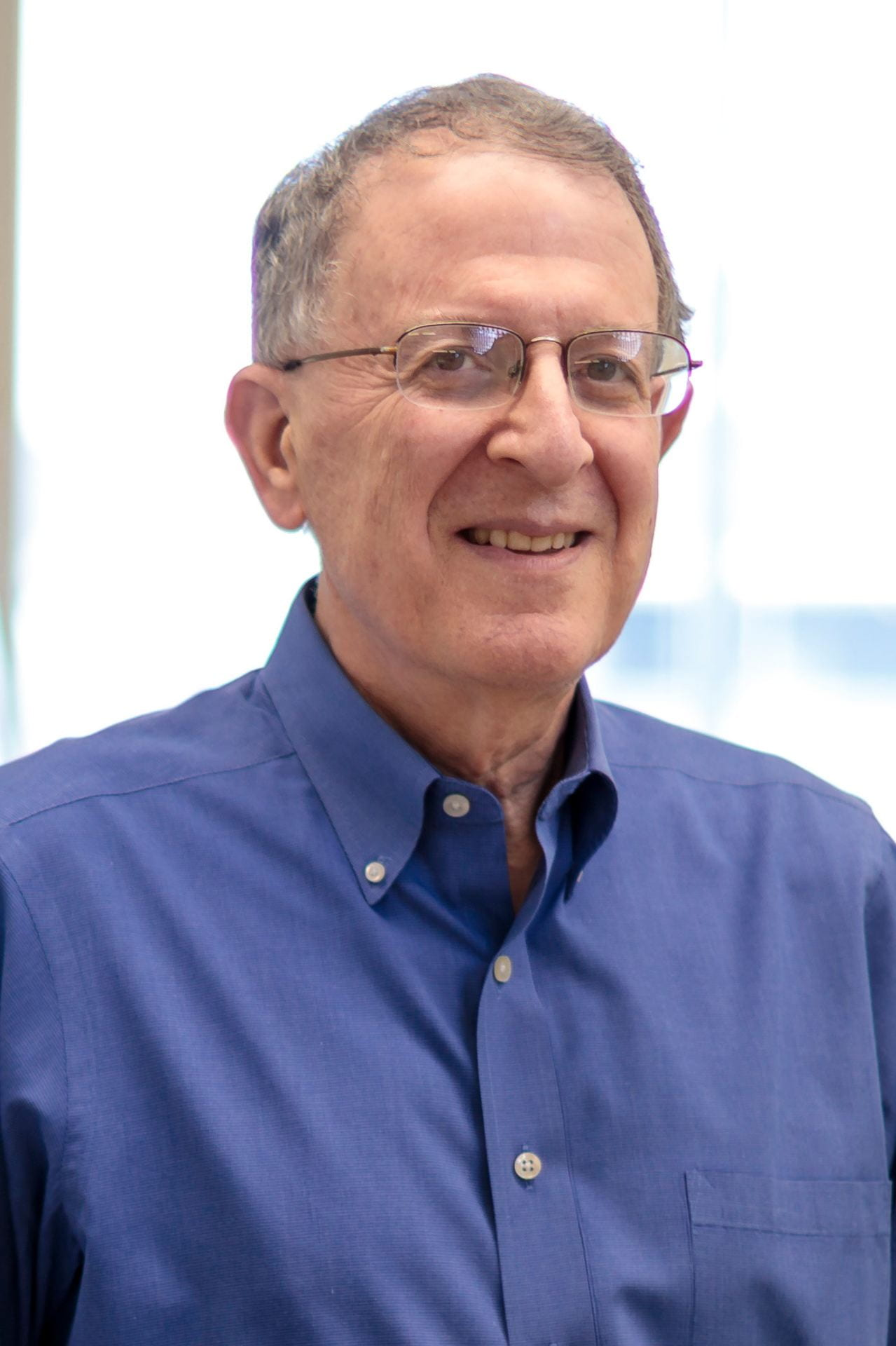 Jeffrey Gordon headshot