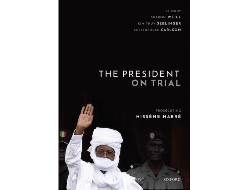 Habre book cover