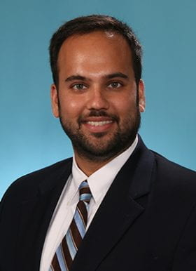 Amit Bery, MD: 2017-2018 Chief Resident
