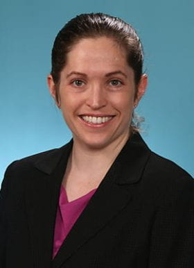 Catherine McCarthy, MD: 2017-2018 Chief Resident