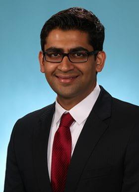 Arvind Rengarajan, MD: 2018-2019 Chief Resident