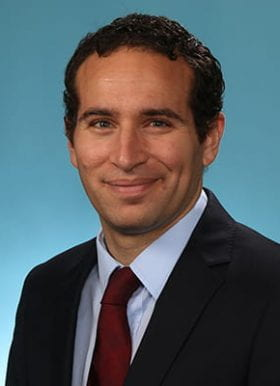 Josh Saef, MD: 2017-2018 Chief Resident