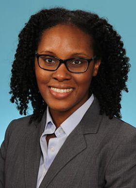 Dominique Williams, MD: 2015-2016 Chief Resident