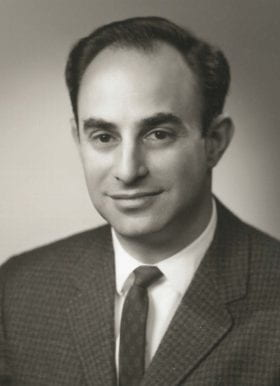 Richard Aach, MD: 1964-1965 Chief Resident