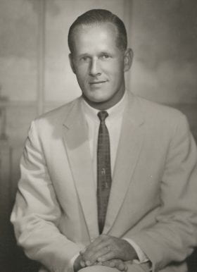 Charles Abel, MD: 1961-1962 Chief Resident