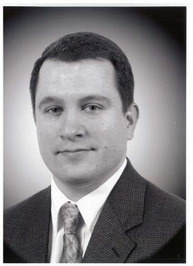 J. Chad Byrd, MD: 2005-2006 Chief Resident