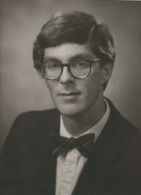 J. William Campbell, MD: 1982-1983 Chief Resident