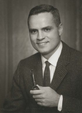 Thomas Cate, MD: 1965-1966 Chief Resident