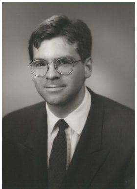 Geoffrey Cislo, MD: 1999-2000 Chief Resident