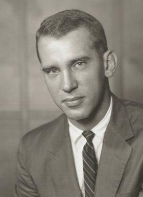 Ralph Copp Jr., MD: 1958-1959 Chief Resident