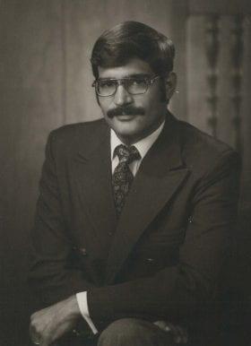 Nicholas Costrini, MD: 1976-1977 Chief Resident