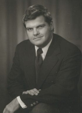 Phillip Cryer, MD: 1971-1972 Chief Resident