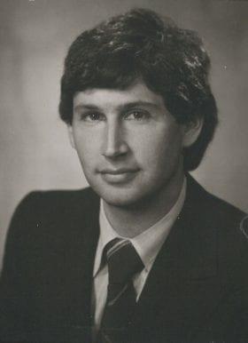John Daniels, MD: 1978-1979 Chief Resident